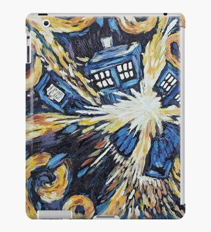 Doctor Who - Wibbly Wobbly iPad Case/Skin