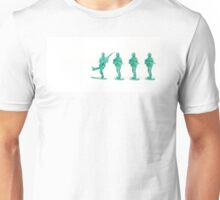 Army Man Independence Unisex T-Shirt