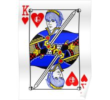 Marth of Hearts Poster