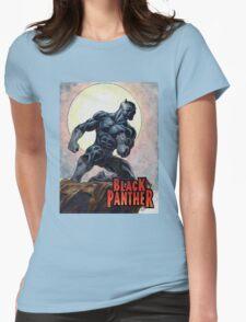 Black Panther Womens T-Shirt