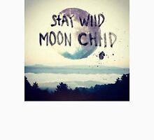 Stay Wild Moon Child Vintage Unisex T-Shirt