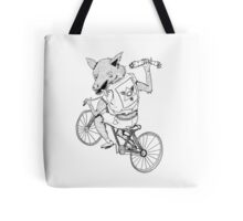 Wolfbrother Tote Bag