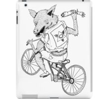 Wolfbrother iPad Case/Skin
