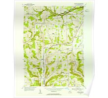 New York NY Beaver Dams 123229 1953 24000 Poster