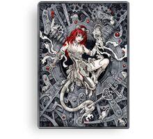Rat Queen Canvas Print