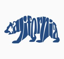 Blue California Bear by denip