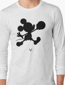 Bucket Club Mickey Jumpman 2  Long Sleeve T-Shirt
