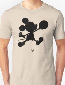 Bucket Club Mickey Jumpman 2  Unisex T-Shirt