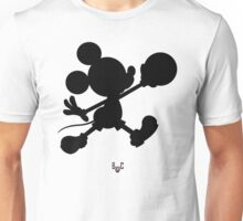Bucket Club Mickey Jumpman 2  Unisex T-Shirt