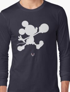 Bucket Club Mickey Jumpman Long Sleeve T-Shirt