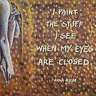 the stuff I see by AnnaAsche