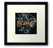COVER ALBUM Framed Print