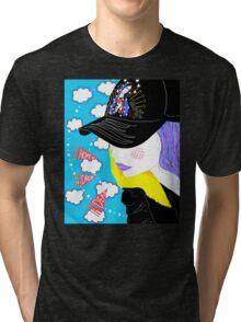 Hope U Drop Dead Tri-blend T-Shirt
