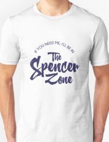 The Spencer Zone Unisex T-Shirt