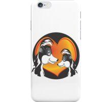 SKUNK LOVE iPhone Case/Skin
