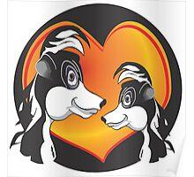 SKUNK LOVE Poster