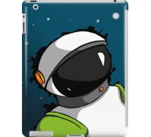 Astronaut in Space for Kids iPad Case/Skin