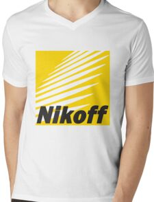 Nikoff  Mens V-Neck T-Shirt