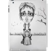 Lonely Matilda iPad Case/Skin