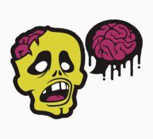 (want) brainz Kids Tee