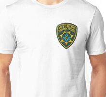 Wyoming Highway Patrol Mason Unisex T-Shirt