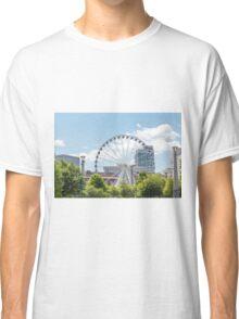 Ferris Wheel in Atlanta Classic T-Shirt