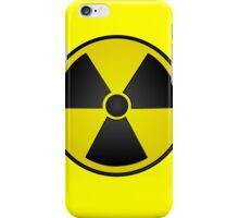 Radioactive Fallout Symbol iPhone Case/Skin
