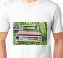 Red Truck Unisex T-Shirt