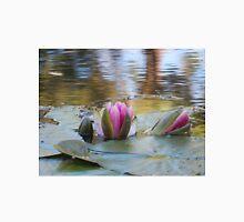 Waterlilly, Monet's Garden Unisex T-Shirt
