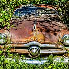 Rusty Ford by dbvirago
