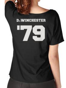 D. Winchester Women's Relaxed Fit T-Shirt