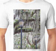 Light in Spanish Moss Unisex T-Shirt