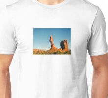 Balanced Rock Holga Style Photograph Unisex T-Shirt