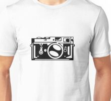 Classic Leica M3 Camera Design Unisex T-Shirt