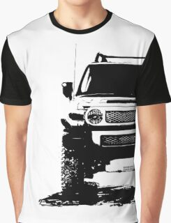 No Road, No Problem Graphic T-Shirt