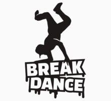 Breakdance One Piece - Short Sleeve