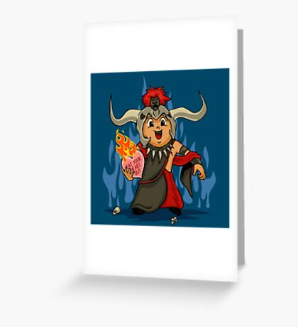 Valentines Day - Mola Ram Greeting Card