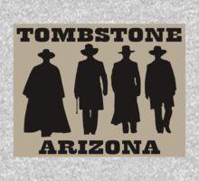 Tombstone Arizona One Piece - Short Sleeve