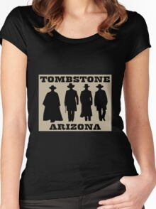 Tombstone Arizona Women's Fitted Scoop T-Shirt