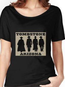 Tombstone Arizona Women's Relaxed Fit T-Shirt