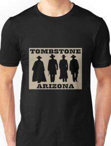 Tombstone Arizona Unisex T-Shirt