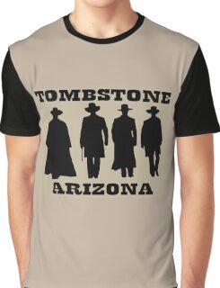 Tombstone Arizona Graphic T-Shirt