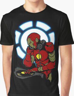 IRON DJ Graphic T-Shirt