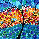 Tree of Life 8 by cathyjacobs