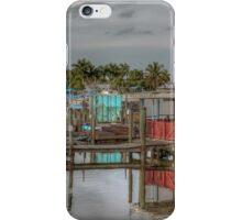 Olde Fish House Marina & Restaurant  iPhone Case/Skin