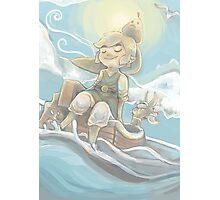 Sail Away (Legend of Zelda: Wind Waker) Photographic Print