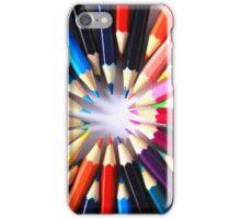 Color Burst iPhone Case/Skin