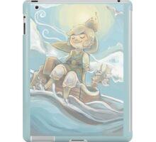 Sail Away (Legend of Zelda: Wind Waker) iPad Case/Skin