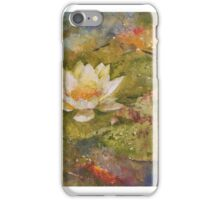 Pond in Summer iPhone Case/Skin