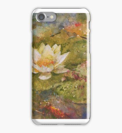 Pond in Summer iPhone Case/Skin